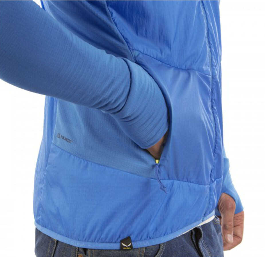 SALEWA Pedroc PTC Alpha Jacket Men mayan blue
